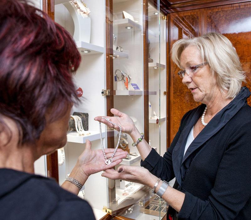 Juwelier Bremen Präsentation