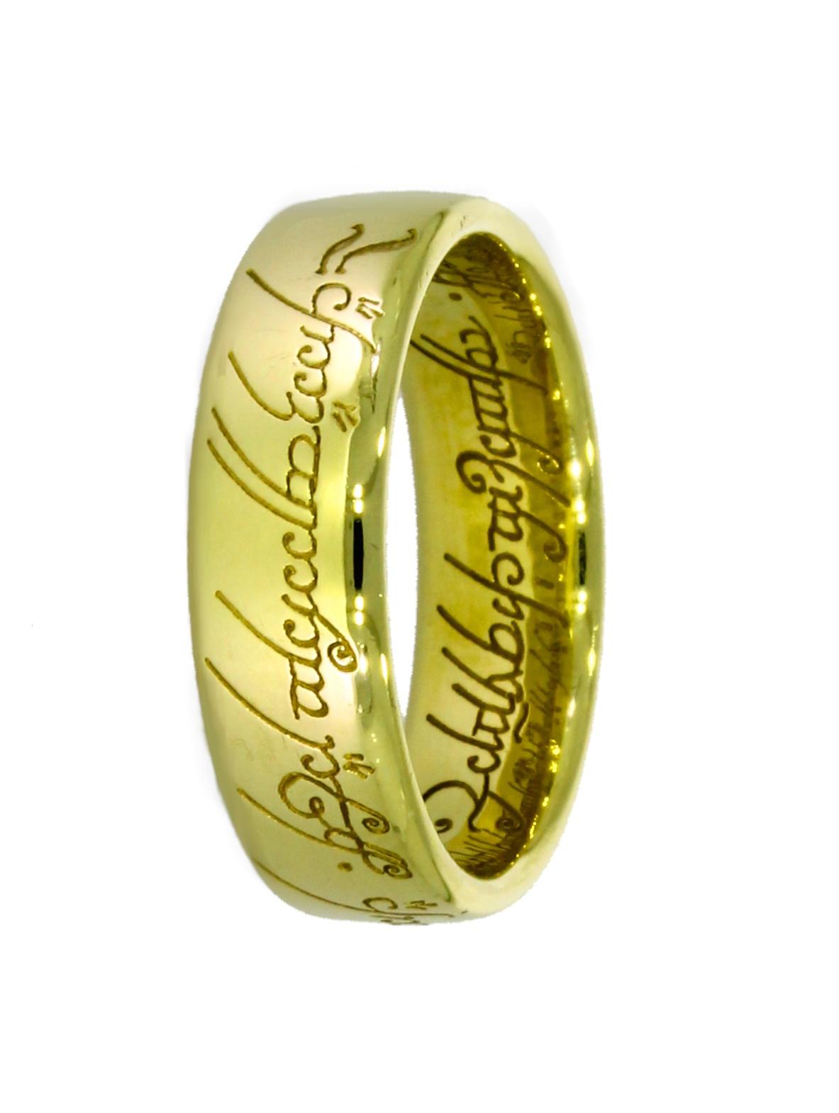 V4031-1-Ring-585-Gold-Der Herr der Ringe
